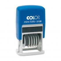 Colop Mini-Folio S 126