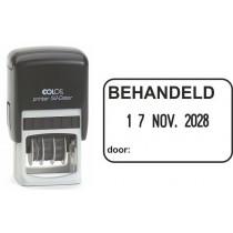 Boekhoudstempel 2160 - Colop printer 52