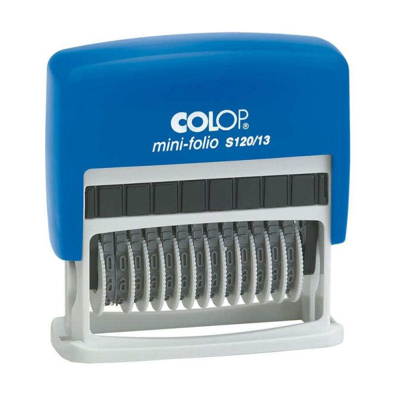 Colop Mini-Folio S 120/13
