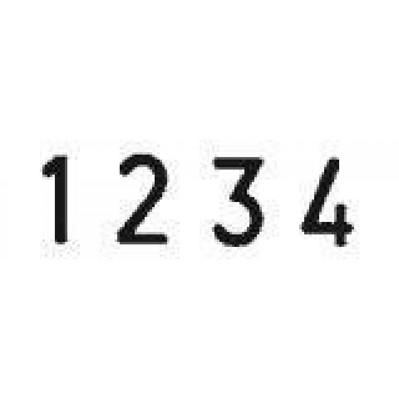 Colop Cijferbandstempel 05004