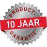 Trodat biedt hiermee een bewijs van zijn groot merk- en kwaliteitsbewustzijn (* 10 jaar fabrieksgarantie op de stempel bij normaal gebruik, exclusief verbruiksmaterialen zoals trodatkussen® en individuele tekstplaat.)